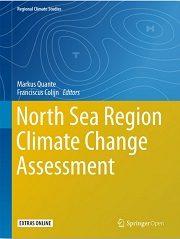 Hoelzel 2016 North Sea Region Climate Change Assessment