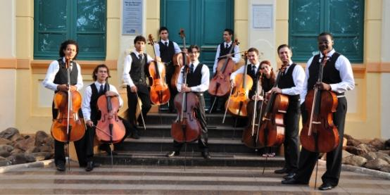 Udi Cello Ensemble