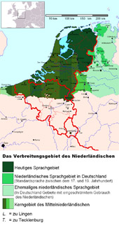 Niederländisch Sprache