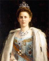 Königin Wilhelmina 1898