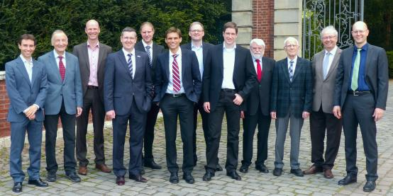 Research Groups at the Organisch-Chemisches Institut at WWU Münster