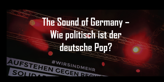 Plakat The Sound Of Germany