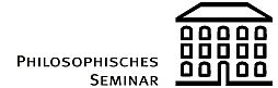 Philosophisches Seminar