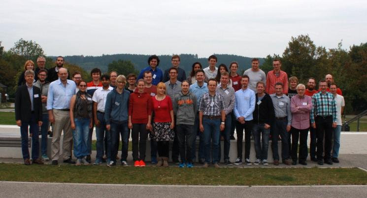 Gruppenphoto Retreat 2016