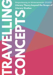 "Poster of the lecture series ""Travelling Concepts"""