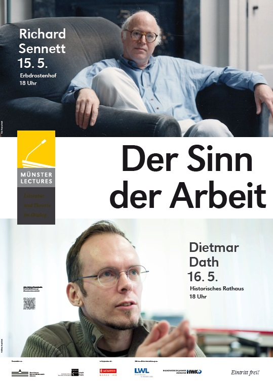 Münster Lectures Plakat 2012