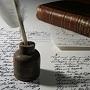 Schreibfeder 90x90