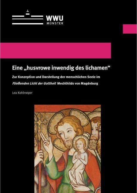 """Cover des Buches """"Eine """"husvrowe inwendig des lichamen"""""""""""