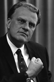 News Vortrag Billy Graham