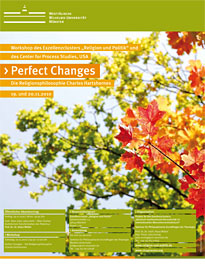 Plakat Tagung Perfect Changes
