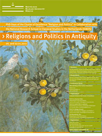 News Phd Tagung-religions-and-politics-in-antiquity