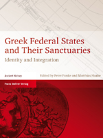 "Buchcover ""Greek Federal States and Their Sanctuaries: Identity and Integration"""