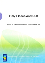 "Buchcover ""Holy Places and Cult"""