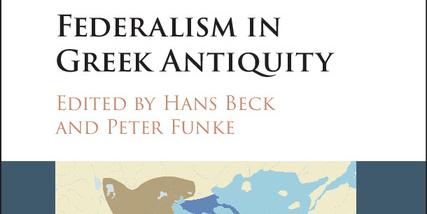 News Buch Federalism In Greek Antiquity 2 1