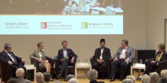 News Video Religionsvertreter Podium Rvl Religionspolitik Heute 2 1