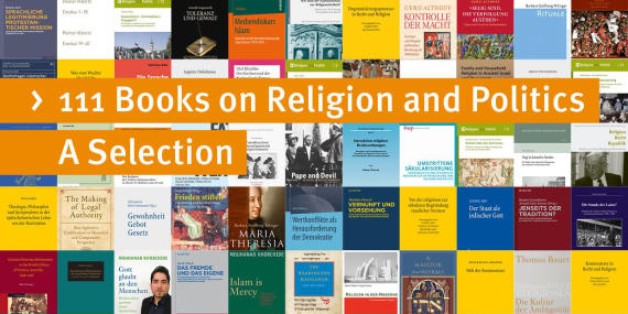News 111 Books On Religion And Politics 2 1