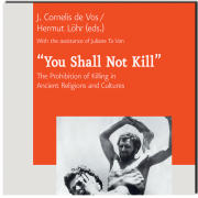 News Buch You Shall Not Kill - Cor De Vos 1 1