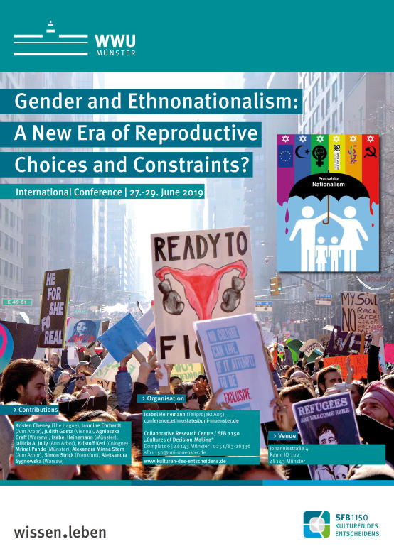 "Poster ""Gender and Ethnonationalism"""