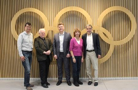 170421 Doa Intensiviert Zusammenarbeit Mit Olympic Studies Centres