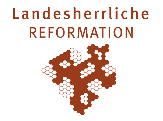 Button landesherrliche Reformation