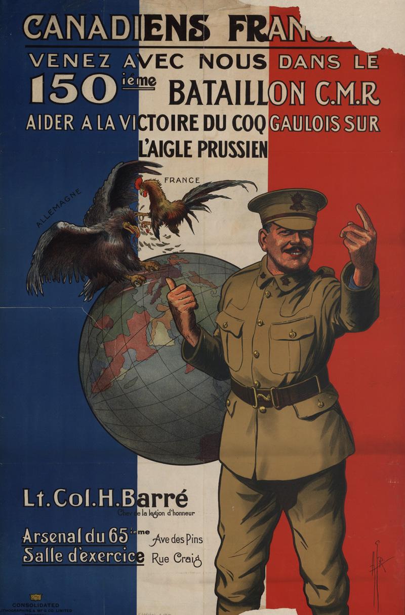 ULB – Sammlung Weltkrieg - Plakat der Woche