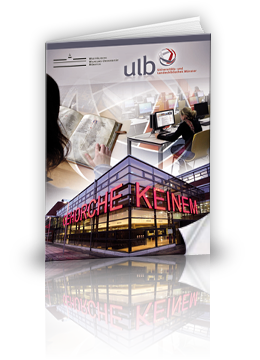Cover ULB-Magazin