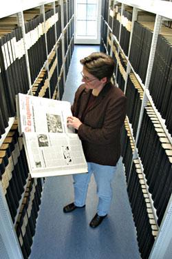 Zeitungsarchiv