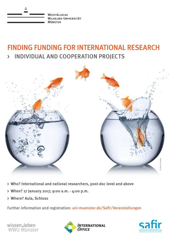 Funding International Research