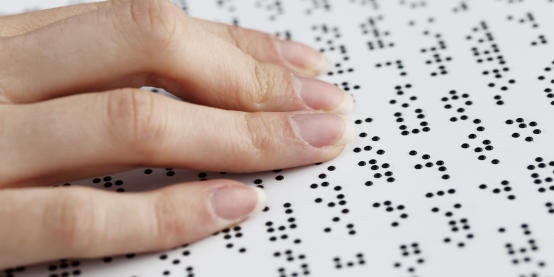 Braille writing 2 1