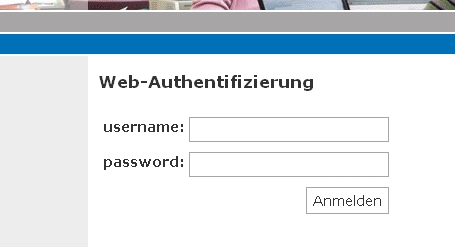 Web-Authentifizierung