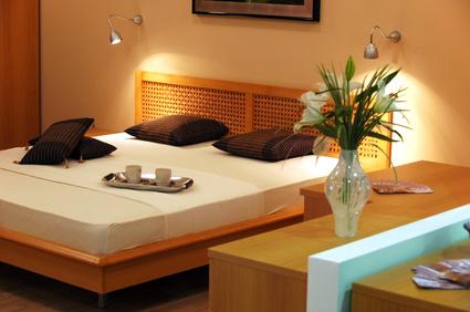bernachtung. Black Bedroom Furniture Sets. Home Design Ideas