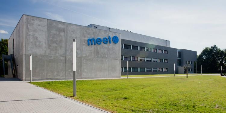 Das Batterieforschungszentrum MEET<address>&copy; WWU/Peter Leßmann</address>