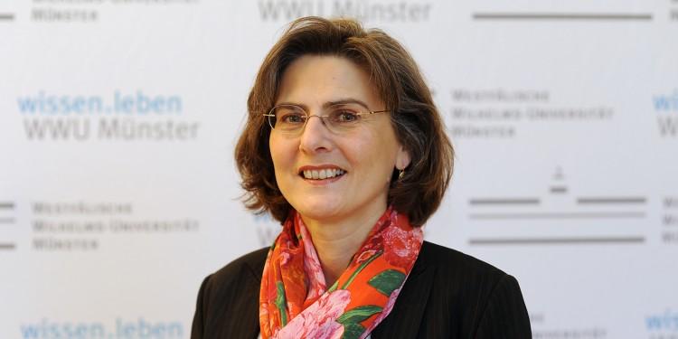 Prof. Dr. Barbara Stollberg-Rilinger<address>&copy; WWU / Peter Grewer</address>