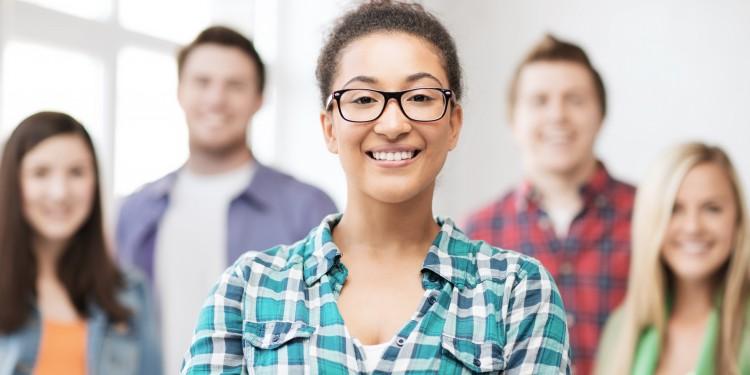 Das Buddy-Programm der Westfälischen Wilhelms-Universität Münster dient der Vernetzung von internationalen und deutschen Studierenden.<address>&copy; Colourbox</address>