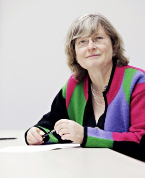 Baroness Prof. Dr. Ingrid Daubechies<address>&copy; David von Becker</address>