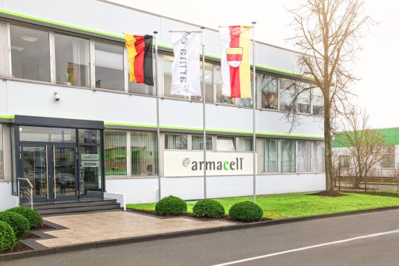 Armacell in Münster<address>&copy; Armacell</address>