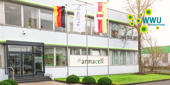 Armacell in Münster<address>© Armacell</address>