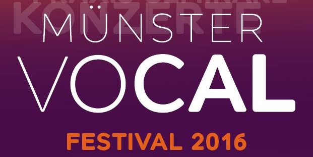 Münster Vocal Festival 2016<address>&copy; Fantast Artist</address>