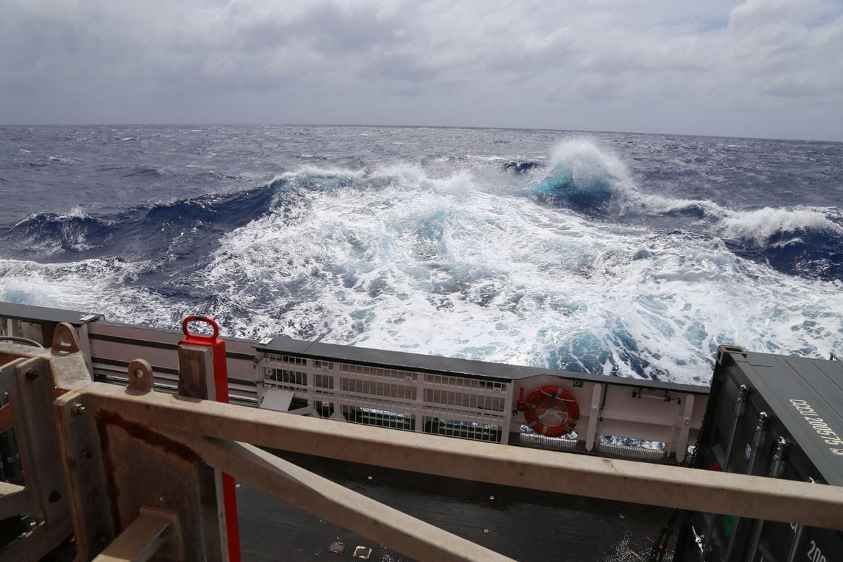 Expeditions-Blog vom Forschungsschiff SONNE