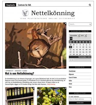 Neue Online Zeitschrift Auf Plattdeutsch