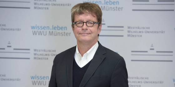 The initiator of the Art Law Clinic, Prof. Thomas Hoeren<address>&copy; WWU - Peter Grewer</address>