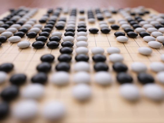 "however, the world's best players no longer have any chance of winning against the ""AlphaGo"" software. The recipe for the success of this software can be put to excellent use to plan chemical syntheses, too.<address>&copy; fotolia.com/Sergey</address>"