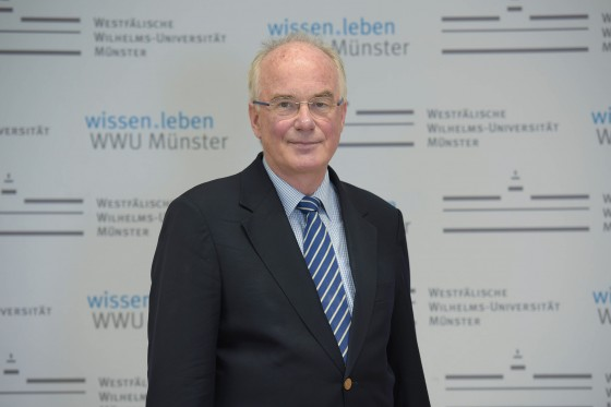 Prof. Dr. Bernd Holznagel<address>&copy; WWU/Peter Grewer</address>