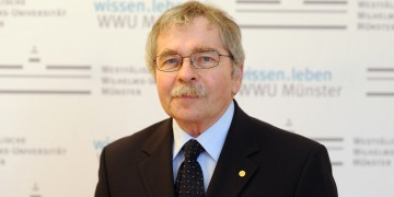Ehrendoktorwürde für Nobelpreisträger Dr. Johannes Georg Bednorz: Fachbereich Physik würdigt herausragende Forschungsleistungen und Engagement im Hochschulrat der WWU