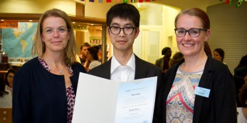 DAAD-Preis geht an japanischen Doktoranden Toshihiro Wada: Soziales Engagement und hervorragende Leistungen an der Universität  Münster gewürdigt