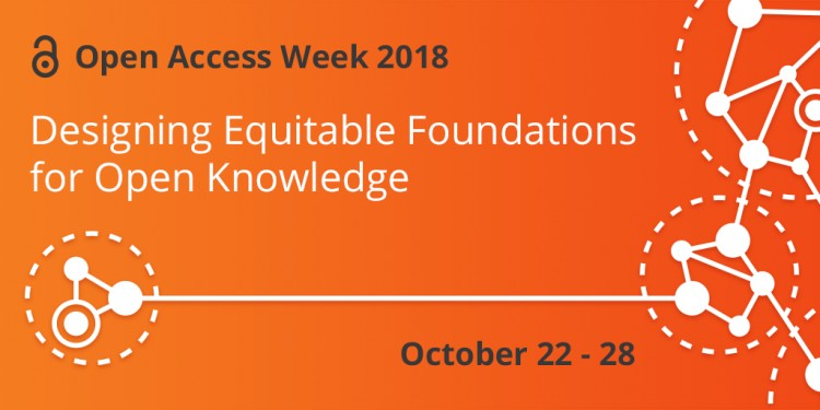 Designing Equitable Foundations for Open Knowledge – Freier Zugang zum Wissen<address>&copy; © International Open Access Week (CC BY 4.0) / teilw. übers.</address>