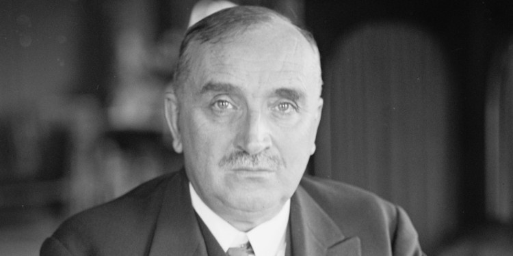 Paul Claudel<address>&copy; Library of Congress, Prints & Photographs Division [LC-DIG-npcc-16465]</address>