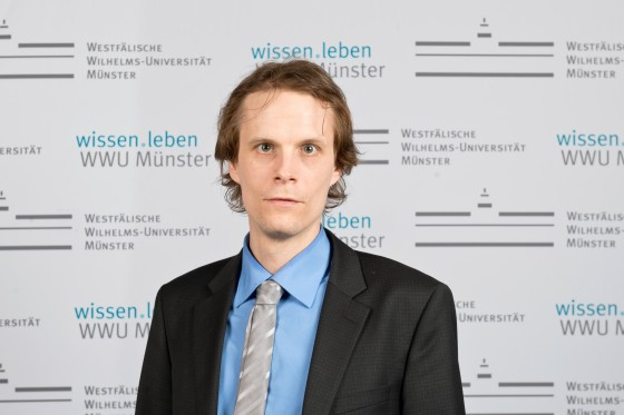 Prof. Dr. Niels Petersen<address>© WWU - Laura Grahn</address>