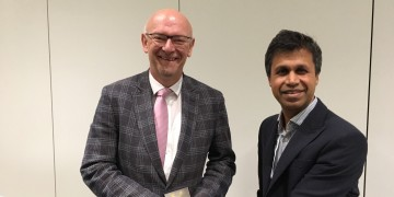 Batterieforscher Martin Winter erhält Faraday-Medaille: Royal Society of Chemistry würdigt herausragende Leistungen auf dem Gebiet der Elektrochemie