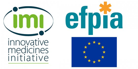The funders of the project<address>© IMI/EFPIA/EU</address>